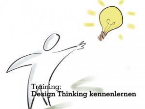 Training: Design Thinking kennenlernen