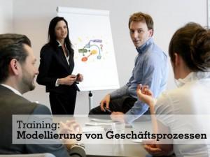 Training: Modellierung von Geschäftsprozessen