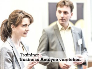 Training: Business Analyse Verstehen