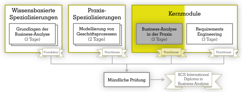 BCS Business-Analyse in der Praxis