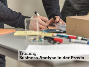 Training: Business-Analyse in der Praxis
