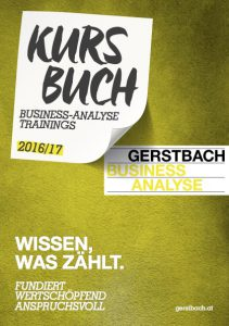 Kursbuch Business-Analyse